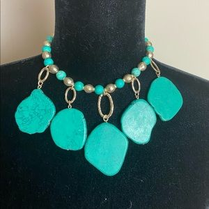 Chico's necklace. NWT💞